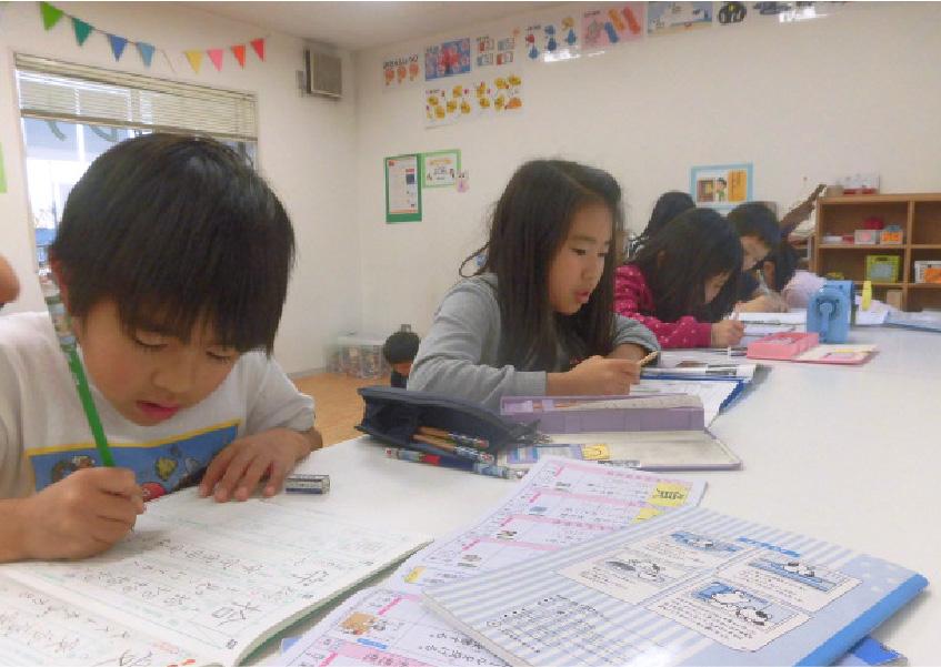 アフタースクール〈民間学童保育〉
